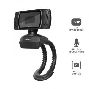 720p HD Webcam