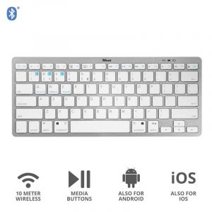 Trust Bluetooth Wireless Keyboard